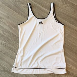 Adidas ladies tennis tank top